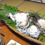 八島旅館 - 料理写真: