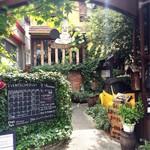 Restaurant Chez Noix - 入口
