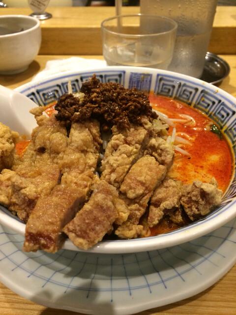 パーコー 坦々麺