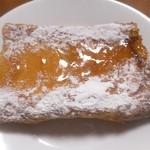 ブーランジェルクール - 料理写真:紅玉りんごの薄焼きパイ