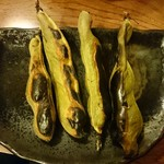 菜々海 - 焼そら豆