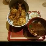 えびのや - 天丼 880円+税