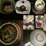 56403001 - 松茸釜飯定食これに土瓶蒸しが付きます。3800円(税抜)