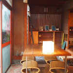 Midsummer Cafe 夏至茶屋 - 玄関土間席