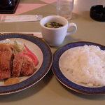 トレボン - 餃子カツレツ