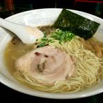 らーめん 麺の月 - 塩  690円