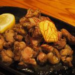 せいやん・氣まま料理 - 地鶏タレ焼き