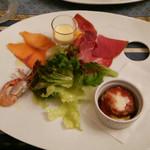 オステリア ポルタロッサ - 前菜
