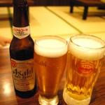 居酒屋 ゆんたく - オリオンとノンアルコール