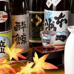 漁師屋 - 2升入れ替えスタイルオススメ日本酒