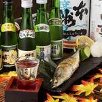 漁師屋 - 秋刀魚と日本酒