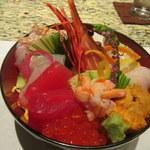 和食 浮橋 - ちらし寿司