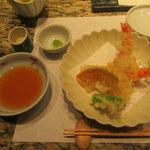 和食 浮橋 - 天ぷら