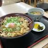 鹿野サービスエリア(上り線)スナックコーナー・フードコート - 料理写真:まんぷく丼 ミニうどんセット