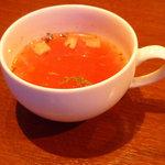 ビストロマリアージュ - 料理写真:French Casual Restaurant Bistrot Mariage(欧風居酒屋 ビストロ マリアージュ) スープ(ミネストローネ)