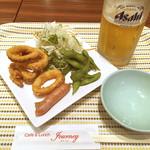ジャーニィ - 生ビールセット