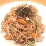 56410418 - 野田市の醤油やきそば(細麺)
