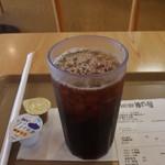 パニッシュ - ドリンク写真:アイスコーヒー