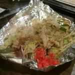 56413804 - 野菜炒め。