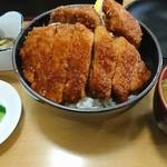 56415163 - ロース・ヒレMix丼