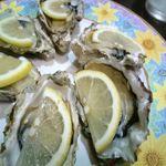 地酒蔵 三篠川 - 牡蠣