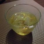 路地裏食堂 メルロ - 梅酒 500円