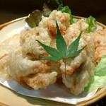 伐折羅 - 大分鶏天