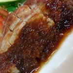 伐折羅 - 糸島豚のステーキ