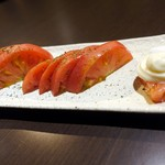 Nikuemon - トマトスライス