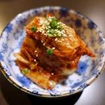 Nikuemon - 白菜キムチ