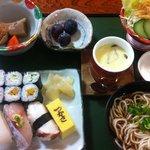 5642134 - 寿司ランチ 1050円
