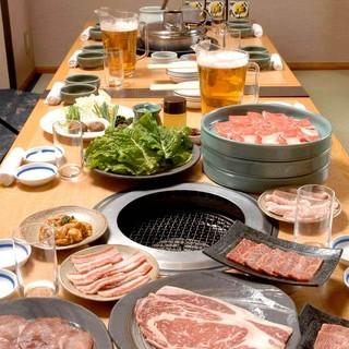 大満足!4900円コース(税抜)『食べ放題+飲み放題』