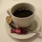 オステリア・バスティーユ - コーヒー