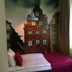 Central Hotel - ベッド