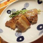 茶猫食堂 - 塩麹豚