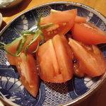 茶猫食堂 - トマト