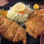 豚菜 - チキンカツ(単体)