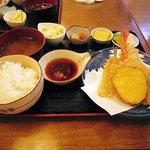 ゆうちゃん - 天ぷら定食