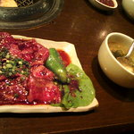 牛國 - ランチ 焼きコース