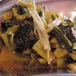 サンサール - 青菜炒め