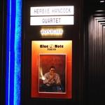 ブルーノート東京 - HERBIE HANCOCK QUARTET