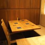 高太郎 - テーブル席
