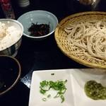 Suigen - 蕎麦定食