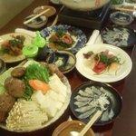 居酒屋 びーわん - 料理写真:冬季は海鮮鍋がお薦めです。