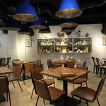 Italian Kitchen VANSAN - 内観写真:
