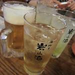岩山海 - 飲み物