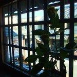菓匠右門 - 格子窓