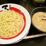 北井てっぺい - 濃厚魚介つけ麺