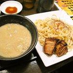 北井てっぺい - てっぺいつけ麺