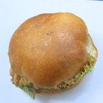 サンドイッチ食堂MotorTown99 - 香味チキンハンバーガー